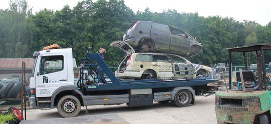 Auto afbraak - Uw autosloop in Genk