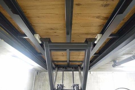 Hydraulische liften door Op De Beeck Hydraulics in Heist-op-den-Berg