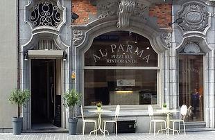 Italiaanse keuken - Italiaans Restaurant Al Parma in Leuven
