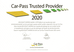 Boucquet car-pass trusted provider