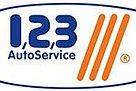 1,2,3 Autoservice logo
