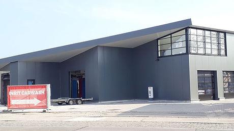Garage & Carwash voor bestelwagens en personenwagens