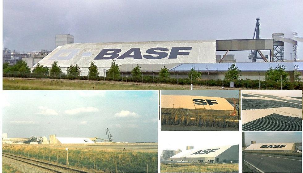 XXL schilderwerken BASF