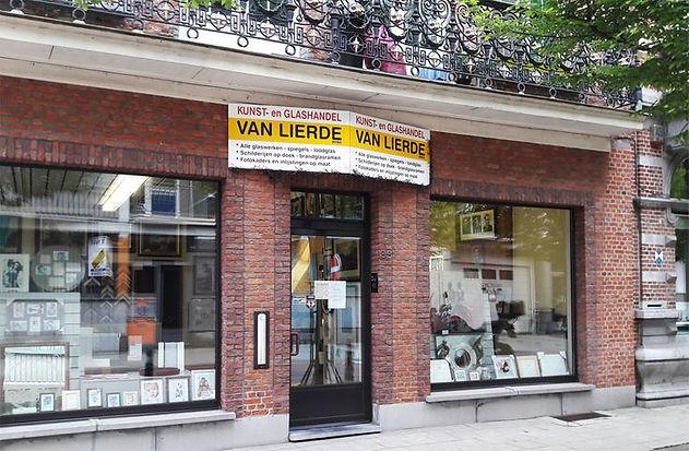 Kunst- en glashandel Van Lierde