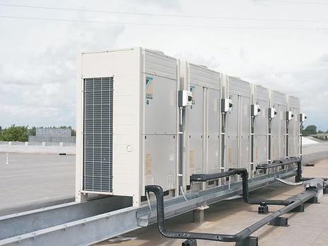 airco ventilation Brouwet