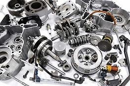 Tweedehands auto-onderdelen