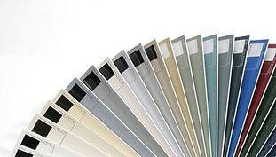 Kleuren pvc ramen - Deceuninck