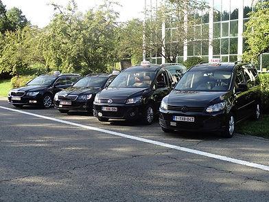 Service de taxi à Arlon