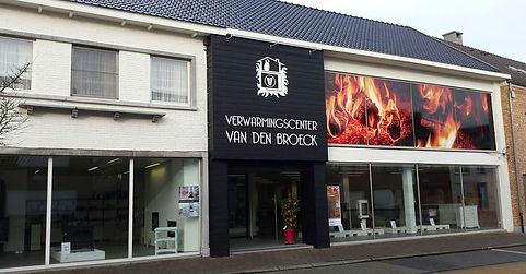 winkel Verwarmingscenter Van den Broeck