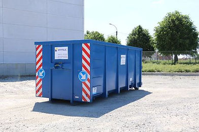 30m3 container Containers Wyffels