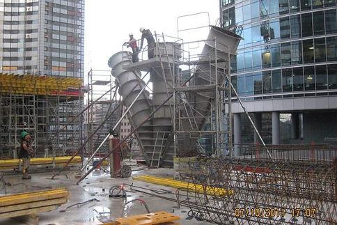 Electricité Industrielle | Construction Métallique | Verhulst Liège