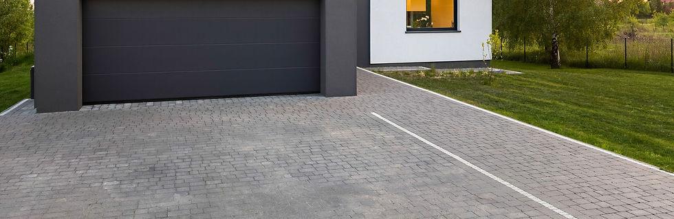 Parking aanleggen Van der borght bvba Vilvoorde