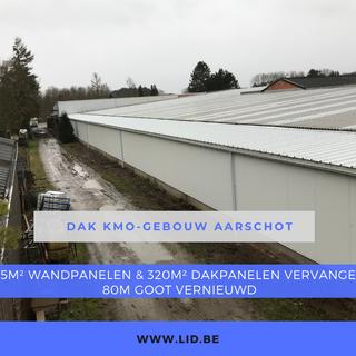Dak KMO - Gebouw Aarschot