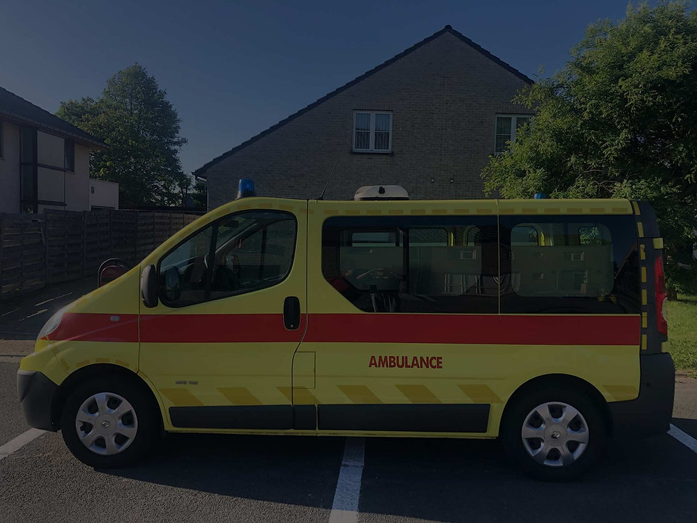 Ambulance Service Aalst