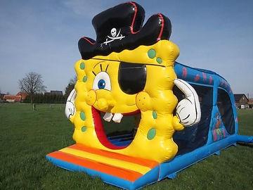 Sponge Bob springkasteel