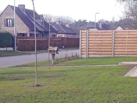tuinaanleg en onderhoud in Turnhout