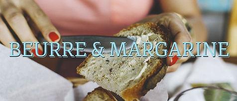 Beurre-&magarine