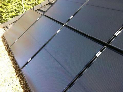 professionele reiniging van zonnepanelen