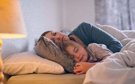 Centrale verwarming op mazout filtert en ventileert de lucht voor een gezonde slaap