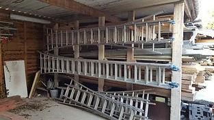 ladders 2 tot 8 meter lang