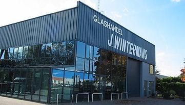 showroom Glaswerken Wintermans Herentals actief in Kempen