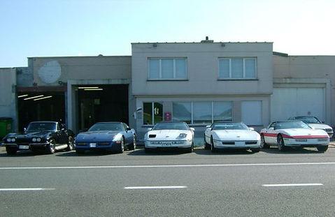 Garage Wintein Motors Company