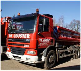 De-Ceuster_vrachtwagen-met-container