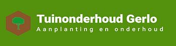 logo Tuinonderhoud Gerlo