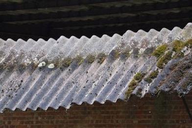 Containerverhuur Wyffels - asbestcementplaat