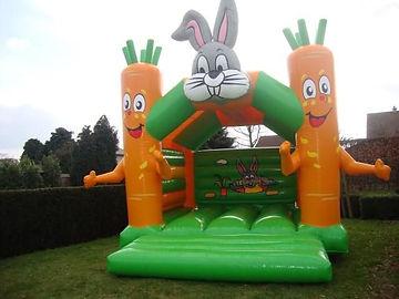 springkasteel konijn