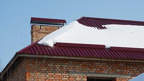 arrêt de neige toit