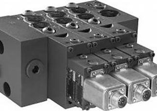 Mobiele hydraulische Mobiele ventielen - Mobiele hydraulica