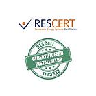 Gecertificeerde installateur RESCERT