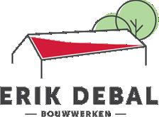 Logo Erik Debal Bouwonderneming Roeselare