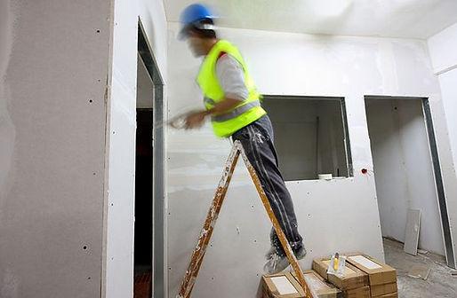 plafond-échelle