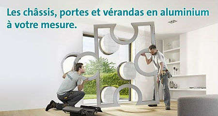 Chassis sur mesure cuesmes
