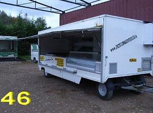Frituurwagens te huur in Belgie
