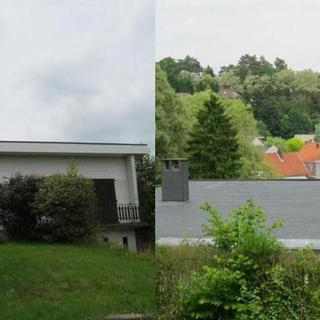 Roofing Soprema en boord rockpanel - woning Leuven