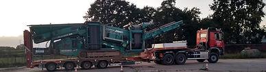 Lymar vrachtwagens in antwerpen