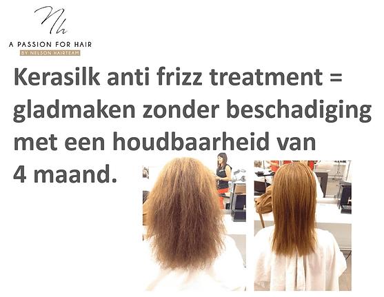 anti frizz treatment