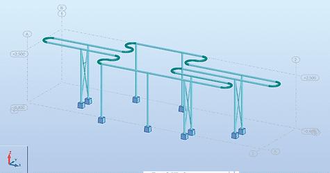 3D rekenmodel in RSA Professional - Will Beckers