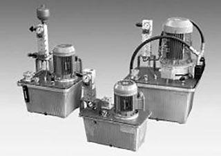Hydrauliek Hydraulische aggregaten - Industriële hydraulica