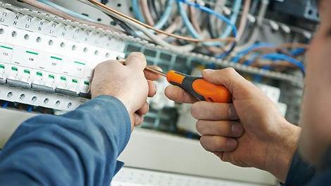 Elektriciteit herstellen MAWED ELECTRO