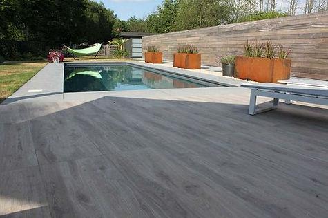 renovatieproject: tuin met zwembad
