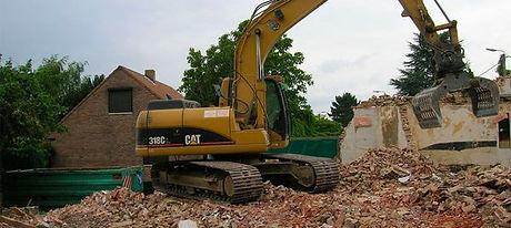 Snelle en efficiënte grondwerken vlaams-brabant