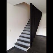 Moderne trapleuning te Lier