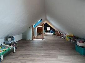 Réhaussement toiture Liège