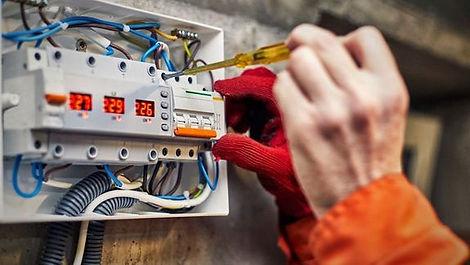 Elektriciteit uitbreiden MAWED ELECTRO