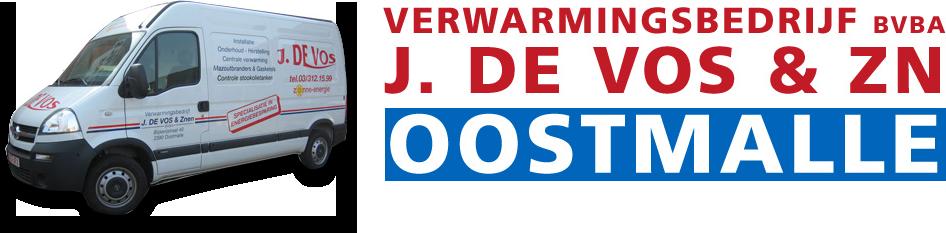 Verwarmingsbedrijf J. De Vos & Zn bvba