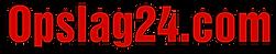 Opslag24.com logo